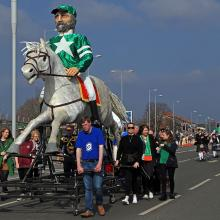 Manchester St Patrick's Parade