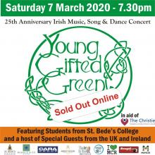 Young Gifted and Green 25th Anniversary Concert
